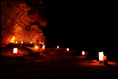 Bedouin Expedition Cave